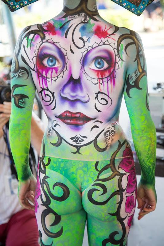 IMG_4912 Color Sea Festival 2018 - Bodypainting a Fano
