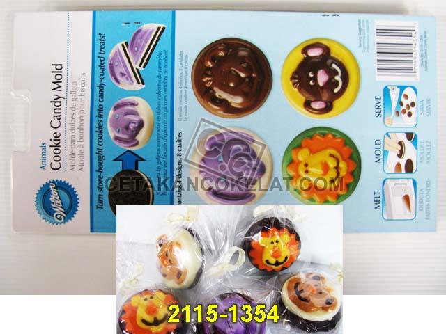 cetakan cokelat coklat 2115-1354 Oreo