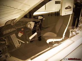 Porsche glovebox