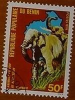timbre Bénin 001