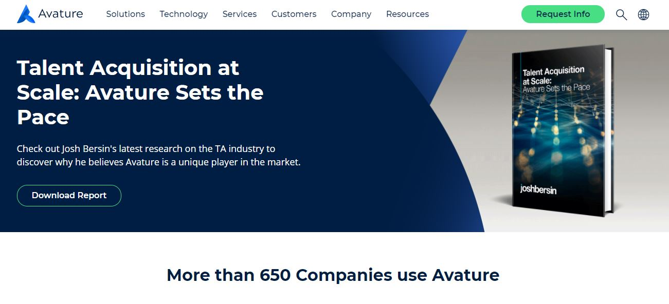 Application Tracking Software - Avature