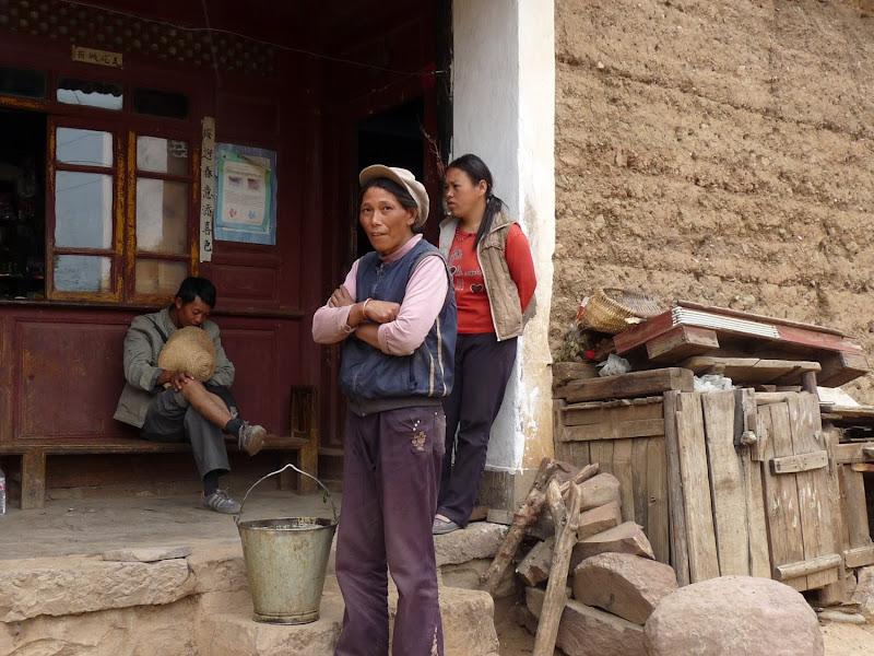 Chine . Yunnan.SHA XI 2 et retour à Lijiang - P1250308.JPG