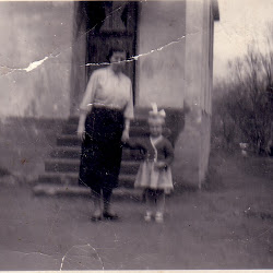 Mamma og meg