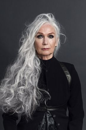 Older Women,Long Hairstyles -Get ready for 2018 2