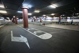Un parking de 220 plazas en la nueva zona comercial del Metro Nuevos Ministerios