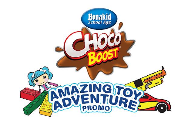 Bonakid Chocoboost promo