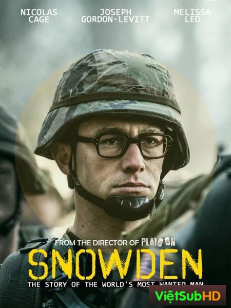 Đặc Vụ Snowden