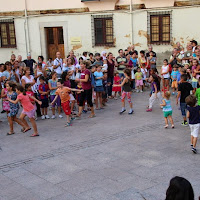 Festa infantil i taller balls tradicionals a Sant Llorenç  20-09-14 - IMG_4361.jpg