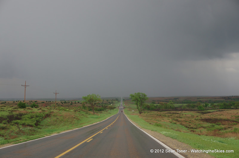 04-14-12 Oklahoma & Kansas Storm Chase - High Risk - IMGP0401.JPG