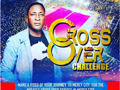 Nigerian Celebrities, Akpororo, Francis Duru, Gordons, Endorse Crossover Night with Senior Prophet Jeremiah Fufeyin at Mercy City Warri