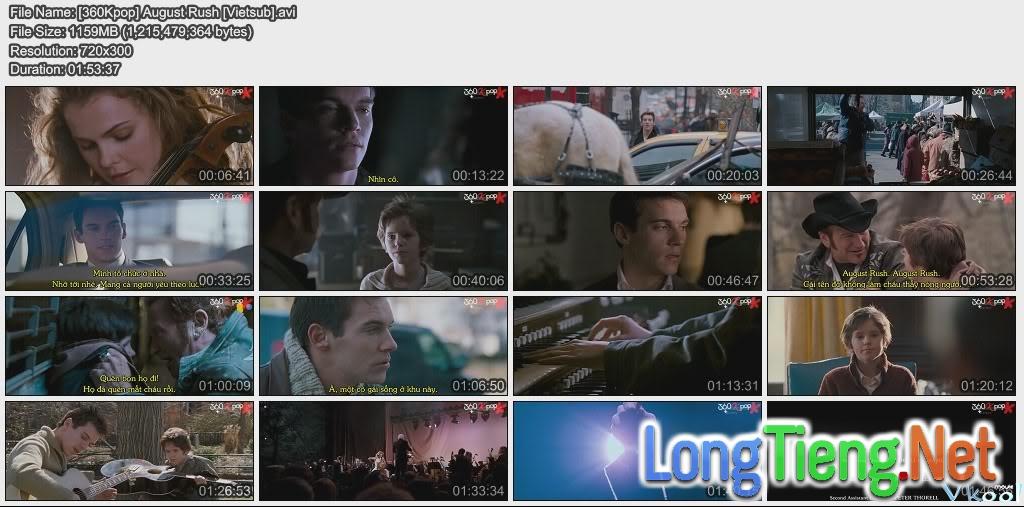 Xem Phim Giai Điệu Tình Yêu - August Rush - phimtm.com - Ảnh 1