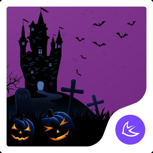 Halloween|APUS Launcher theme 個人化 App LOGO-硬是要APP