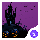 Halloween|APUS Launcher theme