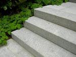 9 - Escalier bouchardé