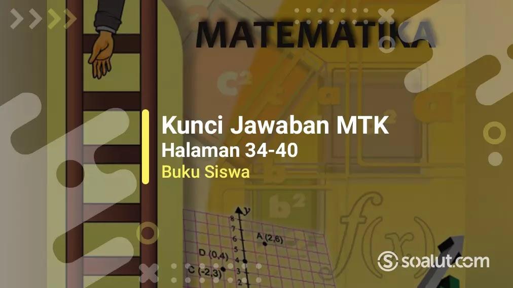 Kunci Jawaban Buku Matematika Dasar Halaman