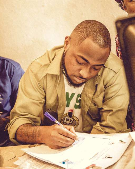 Checkout Reasons Davido gets dismissed from NYSC programme