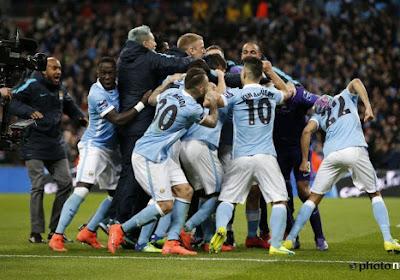Caballero stopt 3 (!) strafschoppen, Vincent Kompany en co zegevieren in finale League Cup
