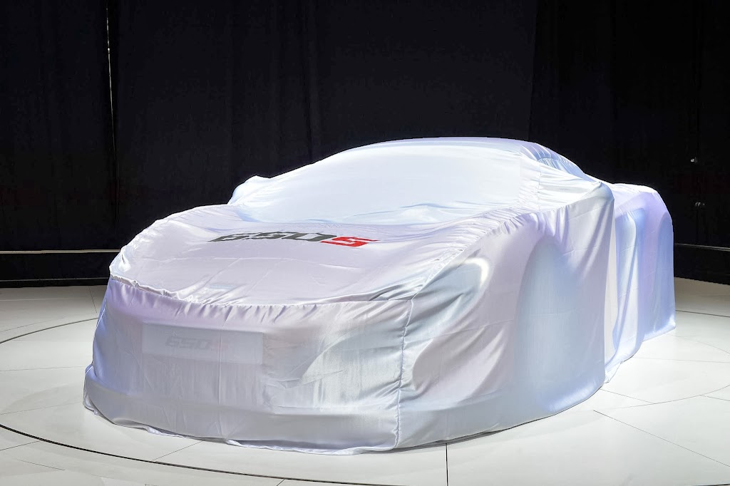 McLaren 650S Spider Geneva Motor Show 4