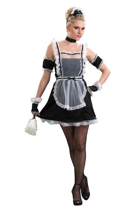 French Maid vuxen 6da00bf6f8c9b