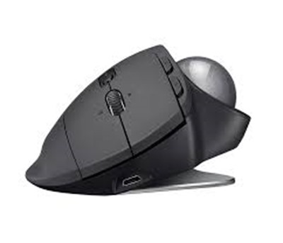 Gaming Mouse that goes across multiple systems: Logitech's MX-Ergo Trackball Mouse