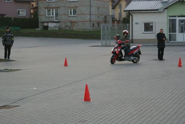 Karta motorowerowa Egzamin praktyczny - DSC01408_1.JPG