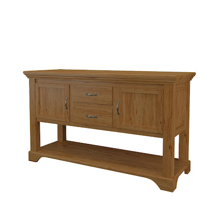 Knox Mission Sideboard in Classical Maple