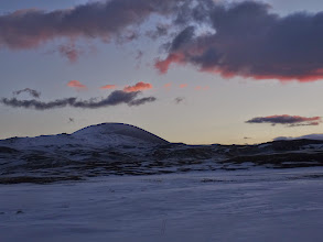 Photo: Армаган на закате