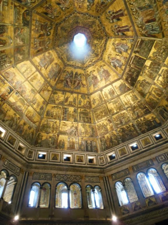 ¿Qué ver en Florencia en 2 o 3 días? Baptisterio de San Juan