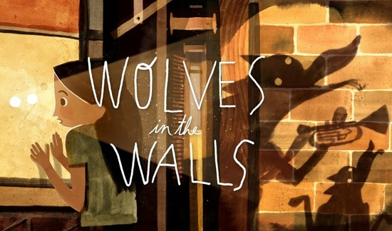 Wolves in The Walls VR