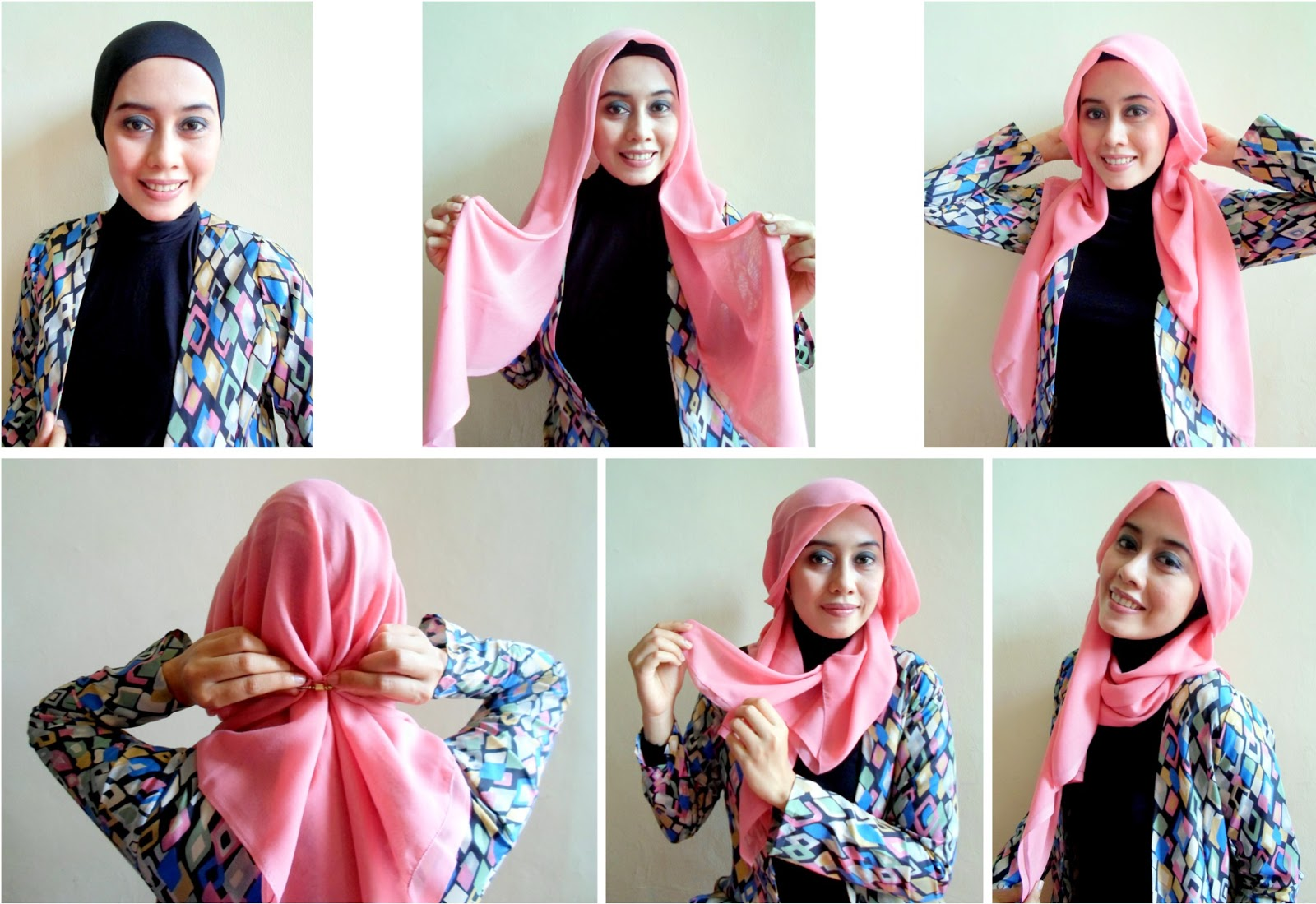 Hthow To Wrap Hijab How To Tie Hijab Wrapping A Hijab How To