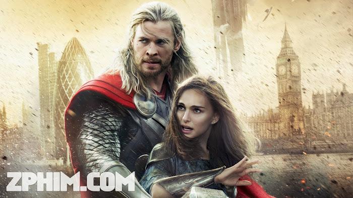 Ảnh trong phim Thần Sấm 2: Thế Giới Bóng Tối - Thor: The Dark World 1