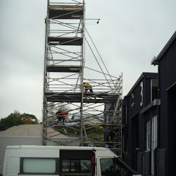 Aluminium Scaffolding Movie Tower