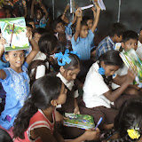 School Kit Distribution at Govt School, Bangalore
