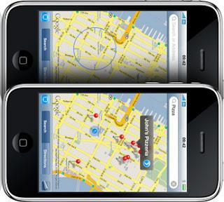 mejora de apple mapas