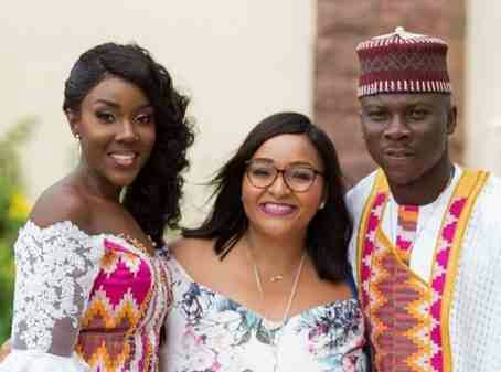 Was Stonebwoy forced to marry Dr. Louisa to avoid shame?