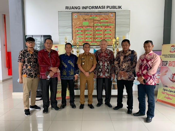 Kemungkinan Pasar Rakyat Dikelola Perusda, Disdagri Tanah Bumbu Orientasi ke Makassar