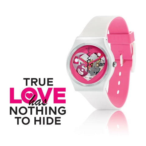 Swatch Valentine's Day 2013 A La Folie