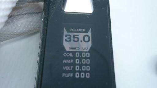 DSC 5752 thumb%255B3%255D - 【MOD】「GEEKVAPE AEGIS 100W 18650/26650 BOX MOD」(ギークベイプ・イージス100W)レビュー!水につけても平気、落としても100人乗っても…頑丈MOD!!【VAPE/電子タバコ/防水/防塵/耐衝撃】