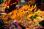 Sweets and spices in Istanbul