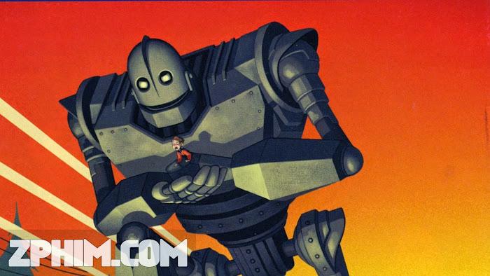 Ảnh trong phim Người Khổng Lồ Sắt - The Iron Giant 1
