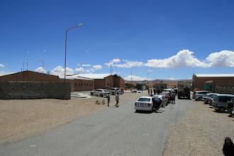 Photo: Die Grenze nach Argentinien