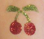 Glitter Cherries