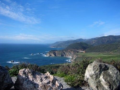 big sur coastline