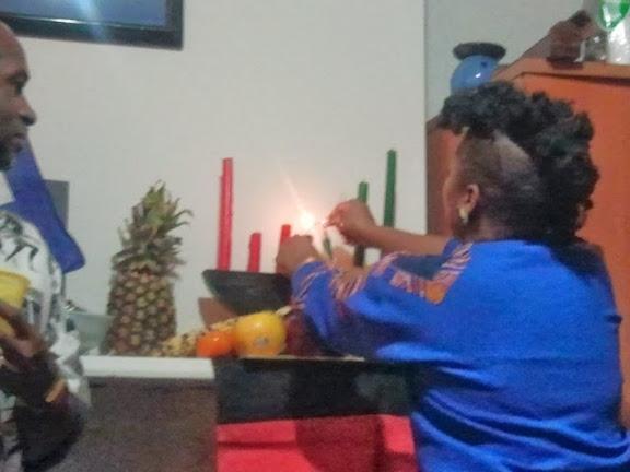 Kwanzaa and Natural Hair