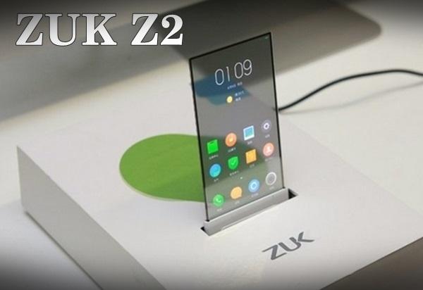 Lenovo Zuk Z2 : First Smartphone With HD & Transparent