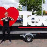 I love Texel, Netherlands in Texel, Noord Holland, Netherlands