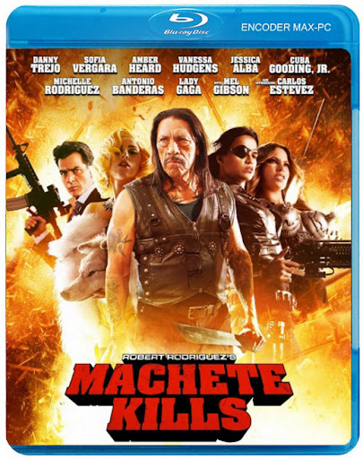 Machete Mata HDRip AVI e RMVB Legendado