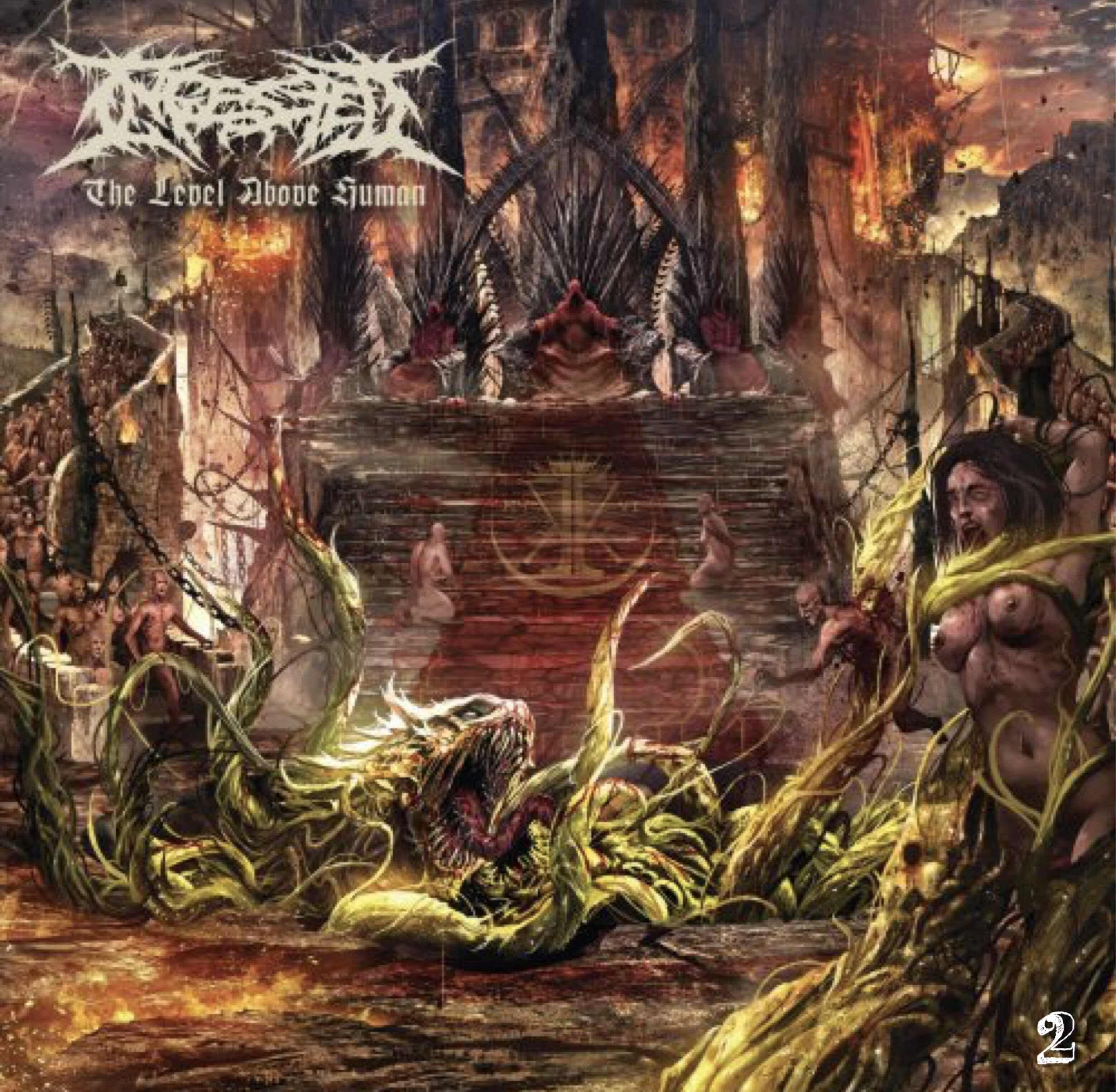 """Ingested """"The Level Above Human"""""""