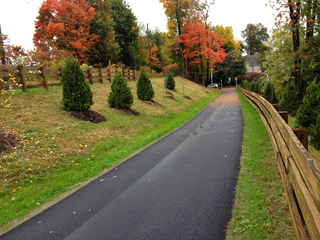 Columbia Greenway Bike Path