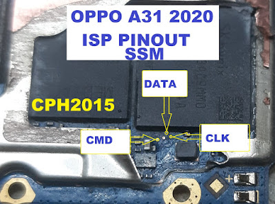OPPO-A31-ISP-PINOUT-ISP PINOUT-ISP-IMAGE